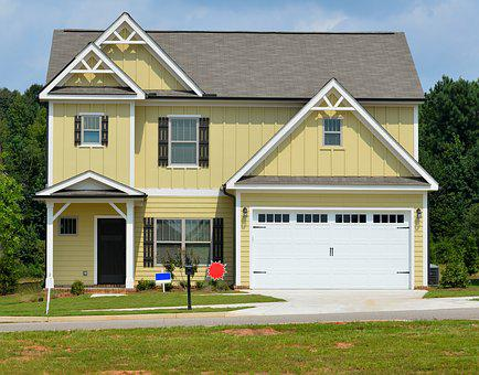 New Home, House, Realtor, Real Estate, Construction