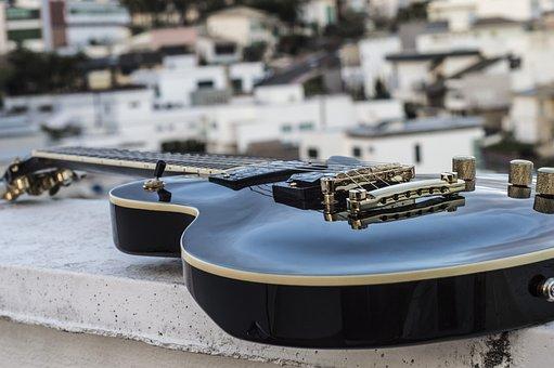 Music, Guitar, Instrument, Sound