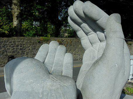 Sculpture, Architecture, Art, Contemplation
