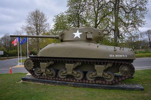 Sherman Tank, Tank, Usa Army, War, History, Military