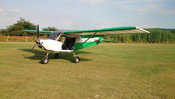 Ultralight Aircraft, Ula, Airplane, Aviation