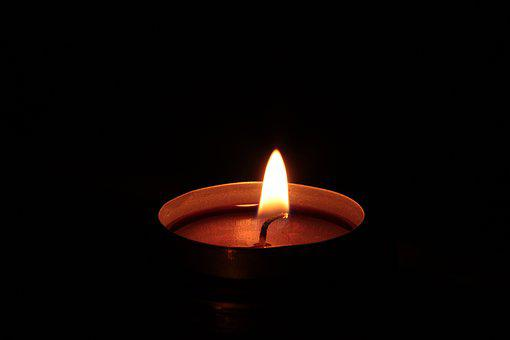 Candle, Dark, Candles