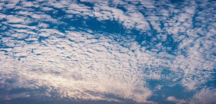 Sky, Cloud, Blue, Clouds Sky, Nature, Sky Clouds