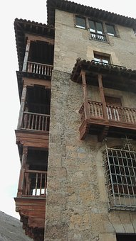 Hanging Houses Of Cuenca, Basin, Heritage