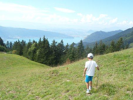 Nature, Mountain, Ballad, Hiking, Landscape, Summit