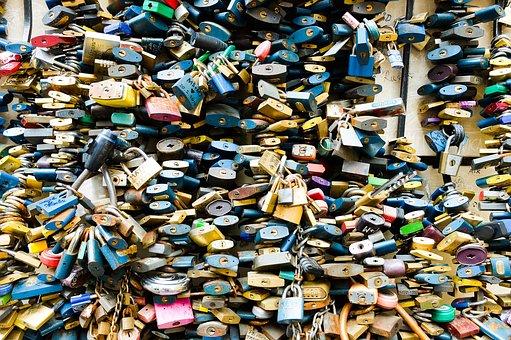 Locks, Love, Locks Of Love, Love-lock, Banská štiavnica