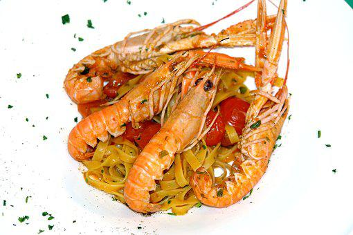 Shrimp, Meal, Food, Recipe, Seafood, Fresh, Healthy