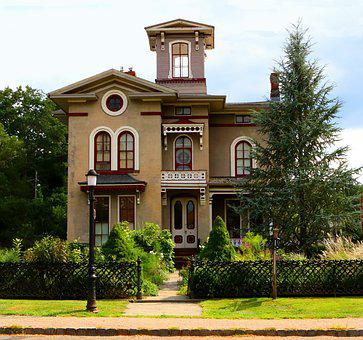 House, Victorian, Architecture, Victorian House