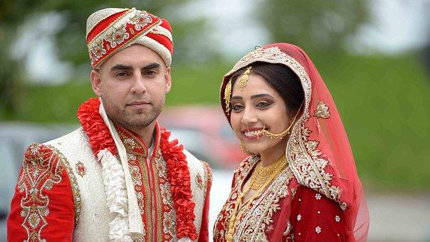 Wedding, Asian Wedding, Muslim Wedding