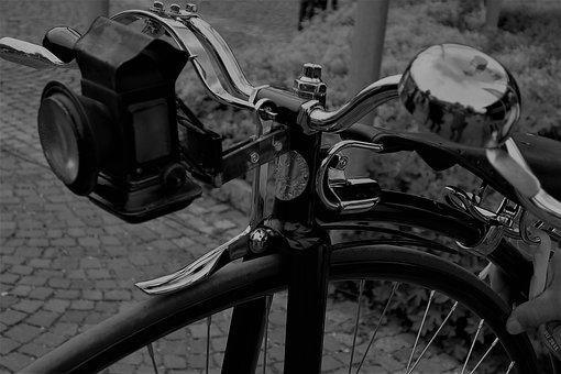 Bike, Penny Farthing, Means Of Transport, Wheel