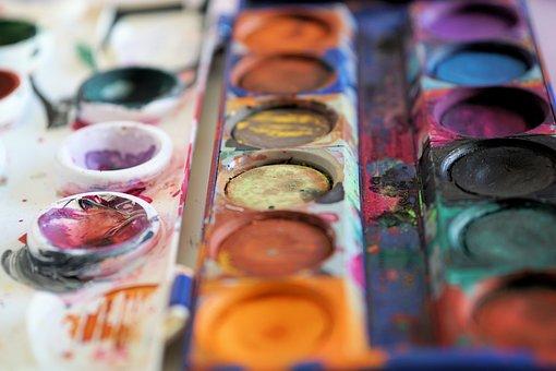 Color, Colorful, Creative, Paint, Pastel, Creativity