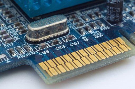 Chip, High Tech, Electronics, Electronic