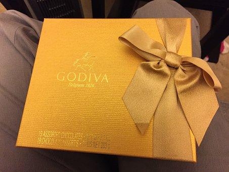 Gift, Wrap, Box, Present, Holiday, Ribbon