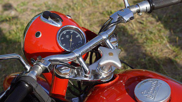 Motor, Moto, Antique, Automotive, Historic, Retro