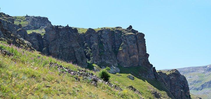 Turkey, Kaçkars, Ispir, Nature, Landscape, Mountains