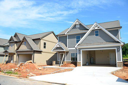 New Home, Construction, Real Estate, Property
