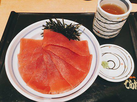Sashimi, Dish, Japanese, Food, Japan, Delicious, Raw