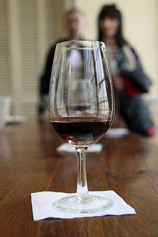 Wine, Tasting, Glass, Red, Malbec, Taste, Drink
