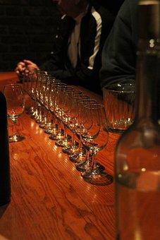 Wine, Tasting, Glasses, Red, Malbec, Taste, Drink