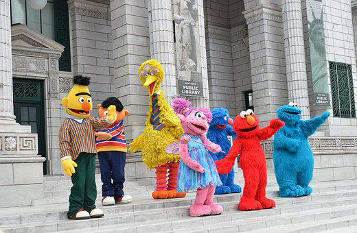 Universal Studios Singapore, Sesame Street, Theme Park