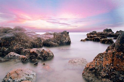 Phan Thiet, Co Thach, Beautiful, Beache, Vietnam