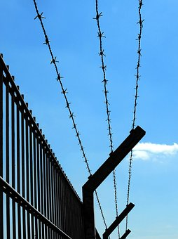 Fence, Security, Sure, Protect, Demarcation, Wire