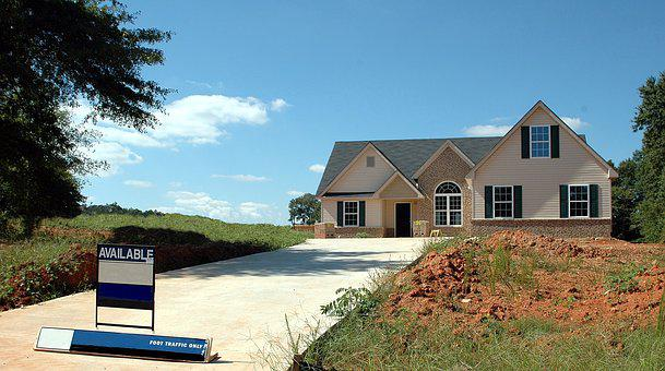 New Home, House, Construction, Architecture, Home, New