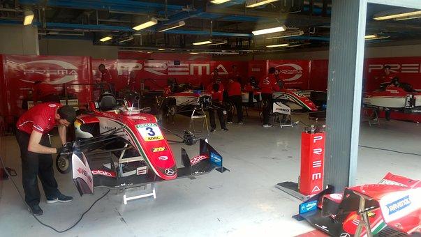 Monza, Auto, F3, Circuit, Corse, Schumacher