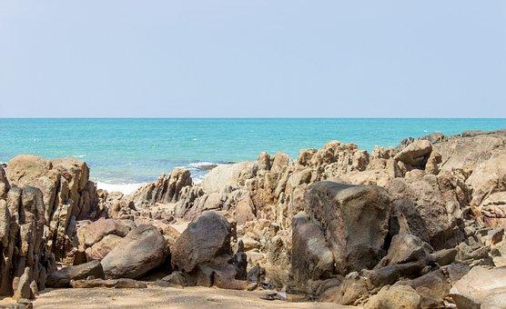 Beach, Sea, Ocean, Water, Turquoise, Most Beach