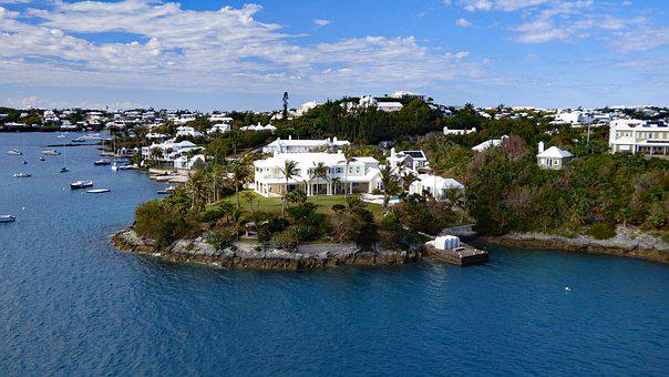 Bermuda, Homes, House, Architecture, Travel, Landscape