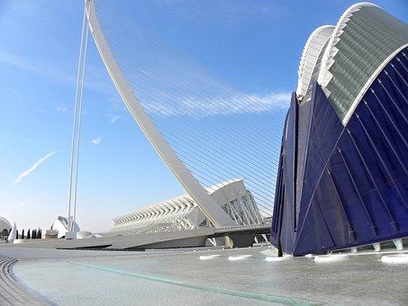 Valencia, Architecture, Calatrava, Modern