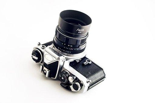 Camera, Old, Retro, Photography, Photo, Vintage, Film