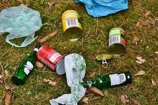 Garbage, Plastic Waste, Waste, Waste Disposal