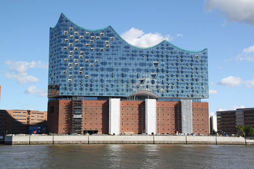 Elbe Philharmonic Hall, Hamburg, Concert Hall, Port