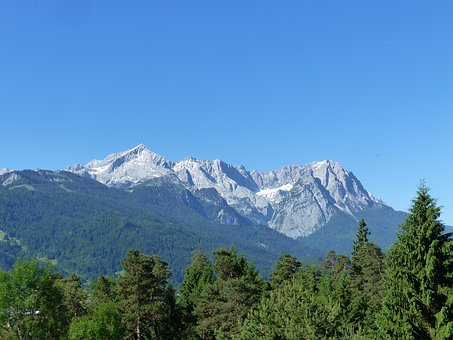 Mountains, Snow, Forest, Alpine, Imperial Weather