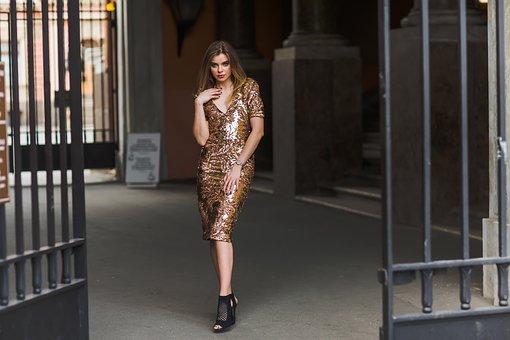 Girl, Model, Petersburg, Photoshoot, Beautiful Girl