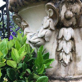 Urn, Garden, Garden Urn, Gardening, Flowerpot