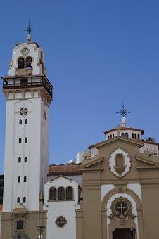 Candelaria, Place Of Pilgrimage, Black Madonna