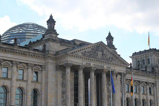 Bundestag, Reichstag, Germany, Berlin, Government