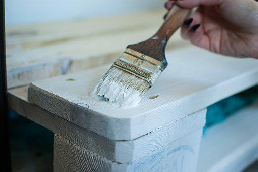 Paint, Brush, Painting, Repair, The Palette, Pallet