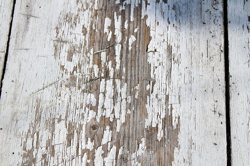 Board, Wood, Destroyed Ironing Board, Pattern