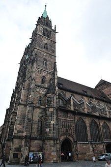 Press The Orange Bug, Cathedral, Religion, Catholic