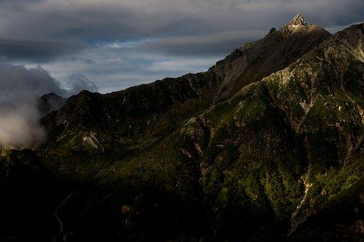 Sunset, Adam'S Peak, 西鎌尾根