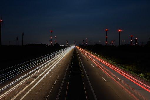 Traffic, Infrastructure, Development Of Traffic