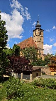 St John's Church, Church, Steeple, Church Tower