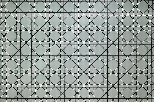 Pattern, Geometry, Abstract, Glass, Figure, Graphics