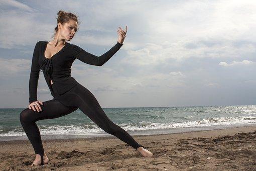 Model, Beach, Beautiful, Photography, Human, Exposure