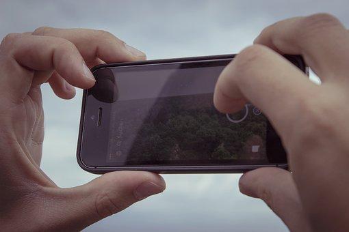 Photo, Smartphone, Mobile Phone, Screen, Camera, Phone