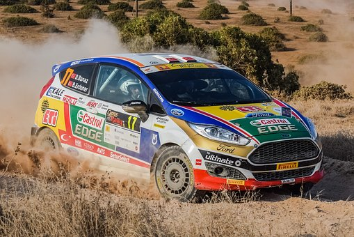 Rally, Race, Car, Speed, Fast, Action, Sport
