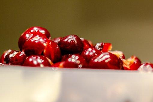 Cherry, Fruit, Red, Nature, Health, Summer, Garden